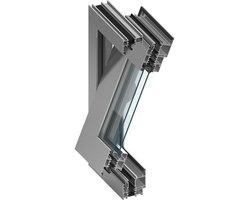 System okien obrotowych z izolacją termiczną MB-60 PIVOT - zdjęcie
