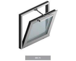 Okna i klapy oddymiające - zdjęcie