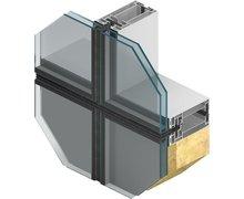 System fasady elementowej MB-SE80 SG - zdjęcie