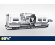 Uniwersalna Tokarka CNC TUR 800 SMN - zdjęcie