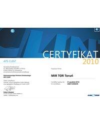 Autoryzowany Partner Serwisowy APS CLINT 2010 - zdjęcie