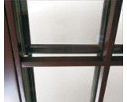 Szprosy okienne zewnętrzne (naszybowe) drewniane - zdjęcie