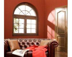 Okna drewniane jednoramowe: POL-SKONE S-SYSTEM - zdjęcie