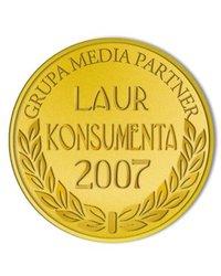 Laur Konsumenta 2007 - zdjęcie