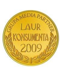 Złote Godło Laur Konsumenta 2009 - zdjęcie