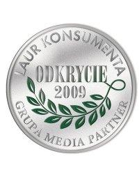 Laur Konsumenta - Odkrycie Roku 2009 dla marki MAGNAT - zdjęcie