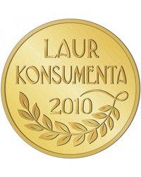 Złoty Laur Konsumenta 2010 - zdjęcie