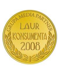 Złote Godło Laur Konsumenta 2008 - zdjęcie