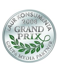 Medal Grand Prix - Laur Konsumenta 2008 - zdjęcie