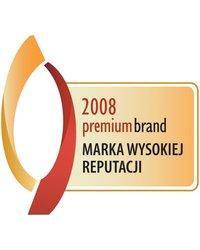 Premium Brand - Marka Wysokiej Reputacji 2008 - zdjęcie