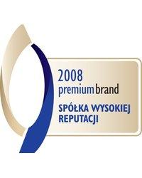 Premium Brand - Spółka Wysokiej Reputacji 2008 - zdjęcie