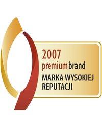Premium Brand - Marka Wysokiej Reputacji 2007 - zdjęcie