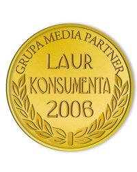 Złote Godło Laur Konsumenta 2006 - zdjęcie