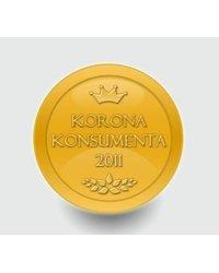 Korona Konsumenta 2011 - zdjęcie