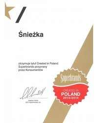 Created in Poland Superbrands 2013/2014 - zdjęcie