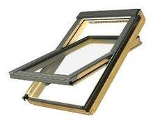 Okna dachowe obrotowe - zdjęcie