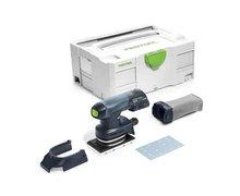 Akumulatorowa szlifierka oscylacyjna RTSC 400 Li-Basic - zdjęcie