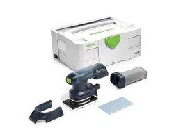 Akumulatorowa szlifierka oscylacyjna RTSC 400 Basic - zdjęcie