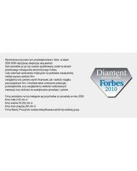 Diamenty Forbesa 2010 - zdjęcie