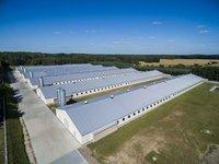 Płyty warstwowe AGROPIR dach - zdjęcie