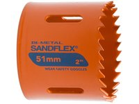 Piły otworowe, bimetaliczne Sandflex® do drewna, stali, metali żelaznych i nieżelaznych - zdjęcie
