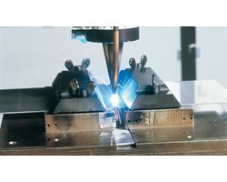 Spawanie laserowe - zdjęcie