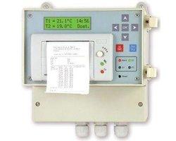Rejestratory temperatur DR-400 - zdjęcie