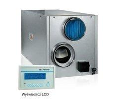 Centrala wentylacyjna Vents VUT 350 EH LCD PLUS - zdjęcie
