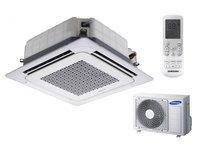 Klimatyzator kasetonowy Samsung Standard Deluxe AC071FB4DEH/AC071FCADEH 7,1 kW - zdjęcie