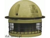 Wentylator dachowy DAs 160 / 1400obr/min / 230V - zdjęcie