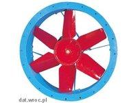 Wentylator osiowy wielobiegowy WOK-500 - zdjęcie