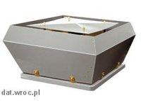Wentylator dachowy DVW 450-4 D - zdjęcie