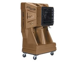 Ekologiczny schładzacz ewaporacyjny - klimatyzer BryzaCOOL 1600 - zdjęcie