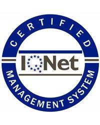 Certyfikat IQNet - zdjęcie