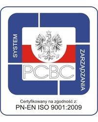 Certyfikat PCBC - zdjęcie