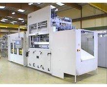 Maszyny do formowania płyt ILLIG typ UA g - zdjęcie