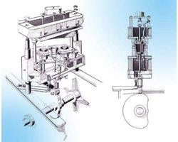 Maszyny do termoformowania folii – ILLIG typ RDM 37/10 (I generacja) - zdjęcie