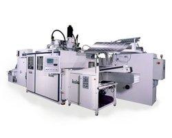 Maszyny do termoformowania folii – ILLIG typ RDM 54 K (II generacja) - zdjęcie
