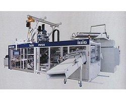 Maszyny do termoformowania folii – ILLIG typ RDM 54 K, RDM 54 kc, RDM 70 K, RDM 70 kc - zdjęcie