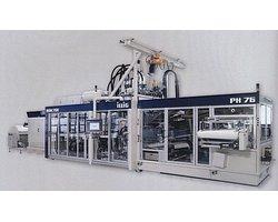 Maszyny do termoformowania folii – ILLIG typ RDM 75 Kc i RDM 76 K - zdjęcie