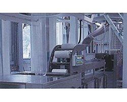 Linie do rozdmuchu bi-orientowanych cylindrycznych folii dla kurczliwych worków (TRIPPLE BUBBLE) - zdjęcie