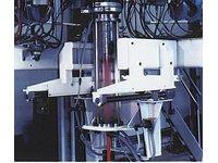 Linie do rozdmuchu bi-orientowanych folii cylindrycznych dla osłonek na kiełbasy (TRIPLE BUBBLE) - zdjęcie