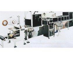 Zgrzewarki do produkcji worków na roztwory (model UNILINE) – GEAF - zdjęcie