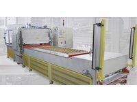 Zgrzewarki do produkcji materacy przeciwodleżynowych – GEAF typ SPS - zdjęcie