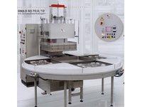 Zgrzewarki obrotowe GMA-D do produkcji blistrów - zdjęcie