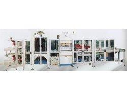 Zgrzewarki do produkcji worków z EVA na plazmę i do karmienia przyjelitowego - GEAF - zdjęcie