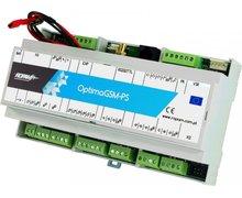 OptimaGSM-PS-D9M Centrala alarmowa z komunikacją GSM i funkcjami automatyki budynkowej - zdjęcie