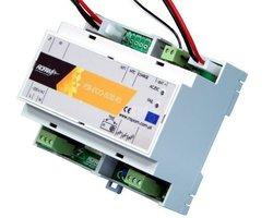 PSR-ECO-5012-RS Inteligentny, buforowy i nadzorowany zasilacz AC-DC - zdjęcie