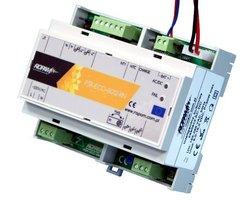 PSR-ECO-5012-RN Inteligentny, buforowy i nadzorowany zasilacz AC-DC - zdjęcie