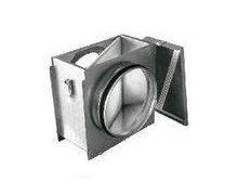 Filtr kasetowy do kanałów o przekroju kwadratowym FFS - zdjęcie